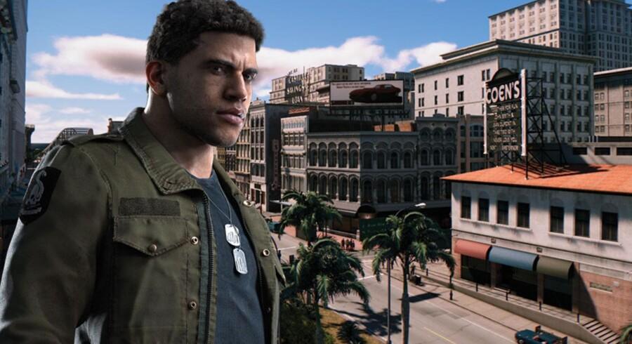 Fra spillet »Mafia III«