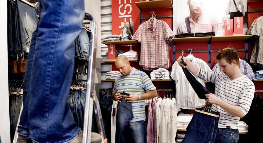 Kapitalfonden Polaris har stadig tøjkæden Tøjeksperten i sin portefølje efter købet kort før finanskrisen.