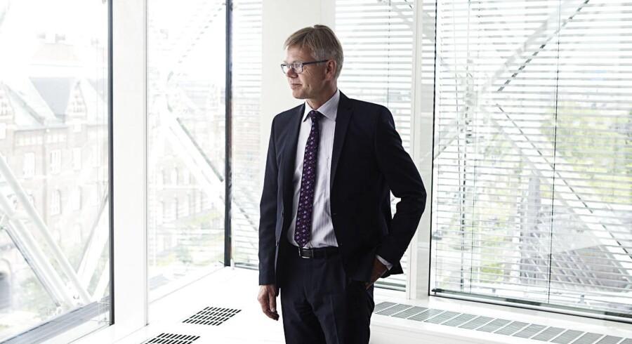 Karsten Dybvad, Administrerende Direktør i DI.