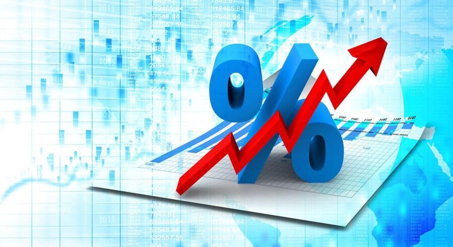 Der er lagt op til rentestigninger, når det danske obligationsmarked åbner torsdag morgen.