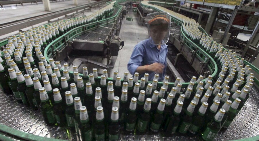 Arkivfoto 2010: China Resources Snow Breweries Co.