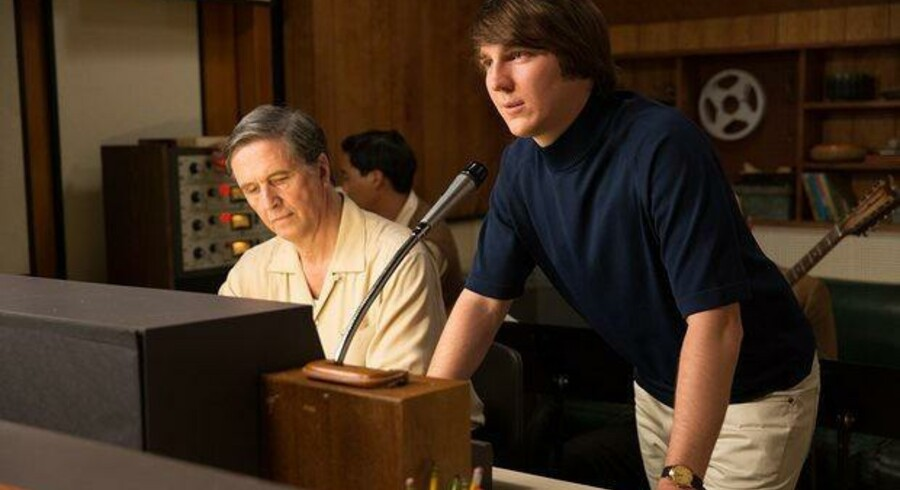 Paul Dano er glimrende i rollen som den unge Brian Wilson i »Love & Mercy«. Foto: PR