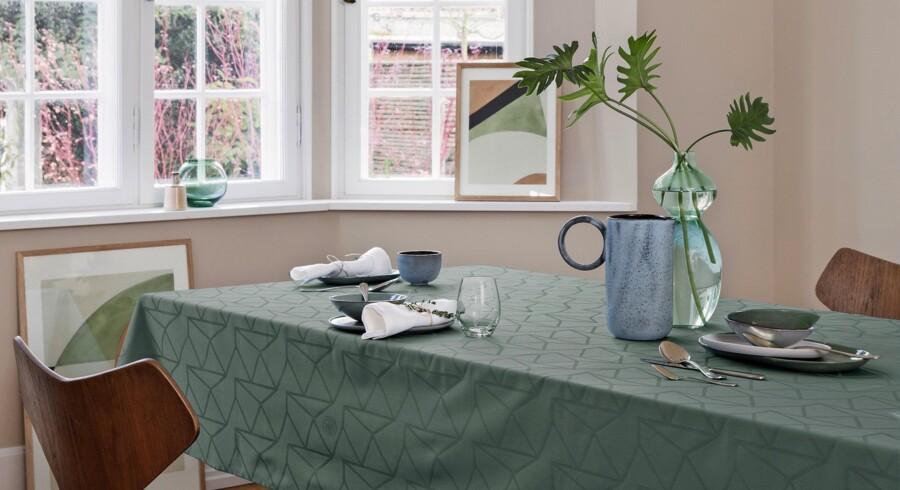 Arne Jacobsens tekstildesign har en bemærkelsesværdig forhistorie. Foto: PR