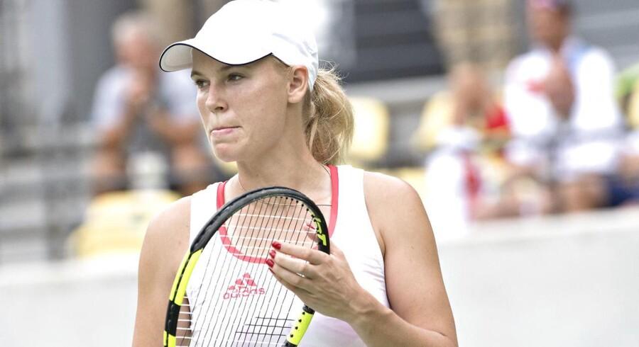 Tennis. Caroline Wozniacki vs Petra Kvitova.