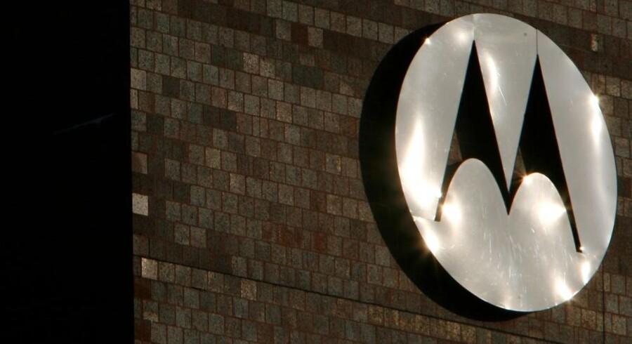 Apple har krænket 18 patenter, mener Motorola. Foto: John Gress, Reuters/Scanpix