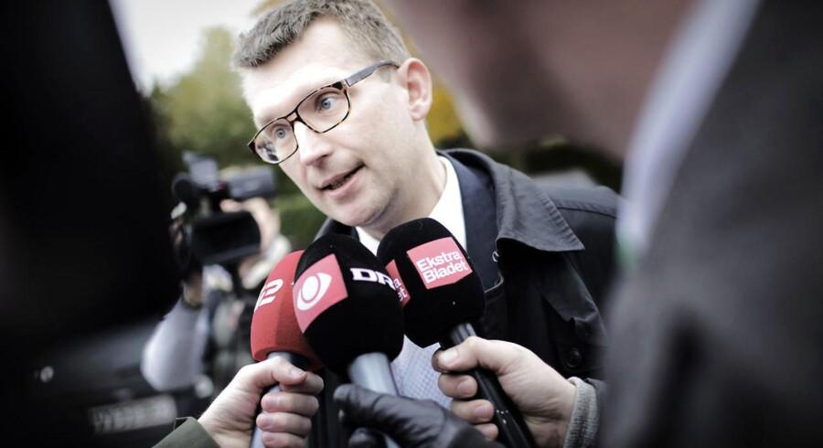 ARKIVBILLEDE. Troels Lund Poulsen fik tirsdag en næse af et smalt flertal i Folketinget - men den får næppe nogen betydning, vurderer politisk kommentator.