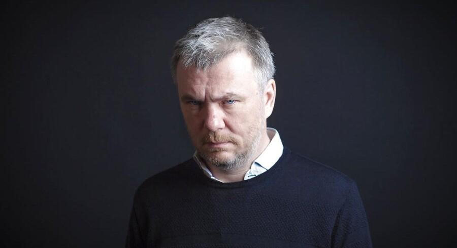 Jesper Stein får De Gyldne Laurbær.
