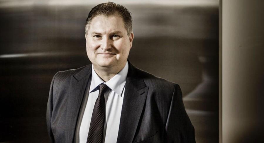 Per Kogut har stået i spidsen for Novo Nordisks IT-selskab NNIT siden 2007. Arkivfoto: Thomas Lekfeldt, Scanpix