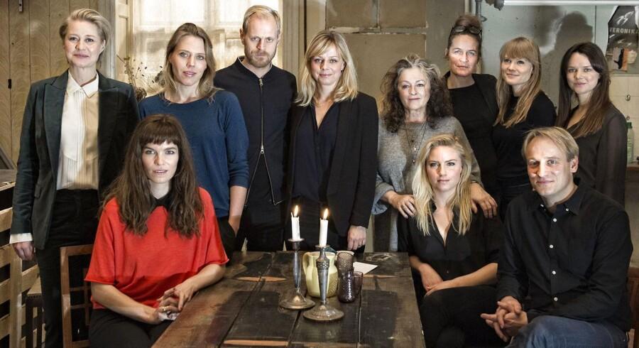 Anden sæson af Arvingerne bliver vist 1. januar 2015.