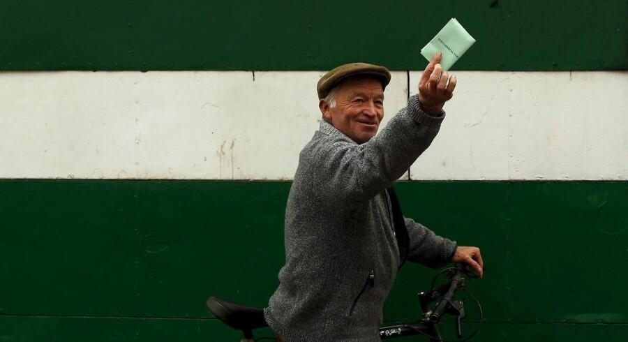 Der har netop været afholdt lokalvalg i Andalusien. Holder tendensen fra valget, kan såvel konservative som socialister løbe ind i historiske øretæver ved de spanske lokal- og parlamentsvalg senere på året.