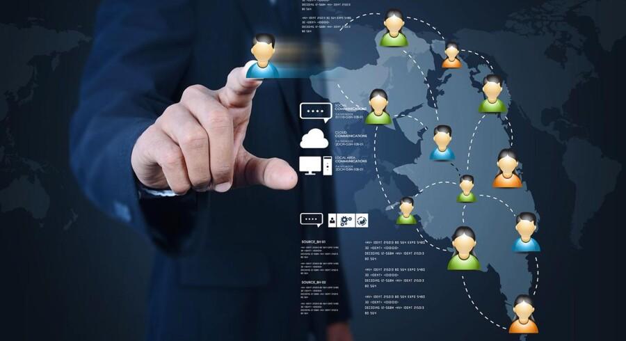 Det handler om at blive opmærksom på, hvem man har omkring sig, hvad deres kompetencer er, hvad du kan bruge dem til og omvendt. Ret ofte er folk slet ikke bevidste om, hvilke ressourcer netværket repræsenterer, og hvordan man kan få aktiveret dem.