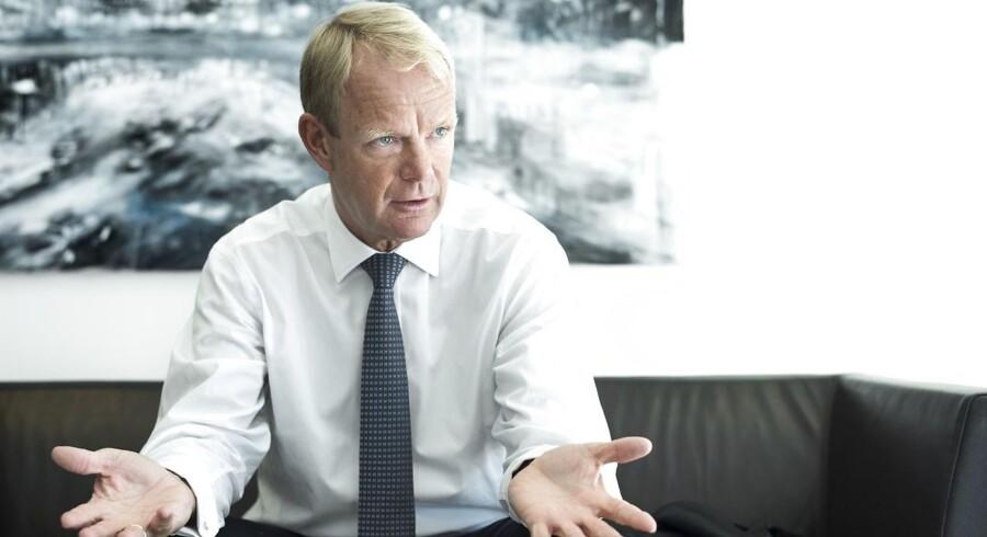 Lundbeck-topchef Kåre Schultz må se i øjnene, at et af selskabets Alzheimers-håb aldrig nogensinde bliver til noget, mener amerikansk investeringsbank.