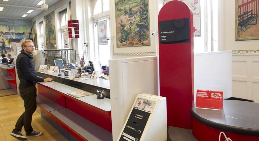 ARKIVFOTO: Vox ved Postkontoret Superbrugsen på Vesterbro Torv og på Banegårdsplads