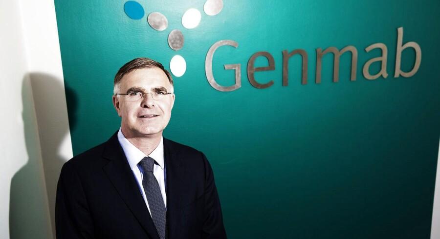 Jan van de Winkel, administrerende direktør i Genmab, ser masser af udviklingsmuligheder med adgangen til Seattle Genetics' ADC-teknologi