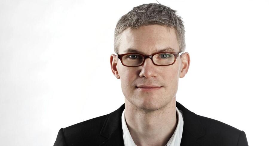 Journalist Jesper Eising skriver om alder.