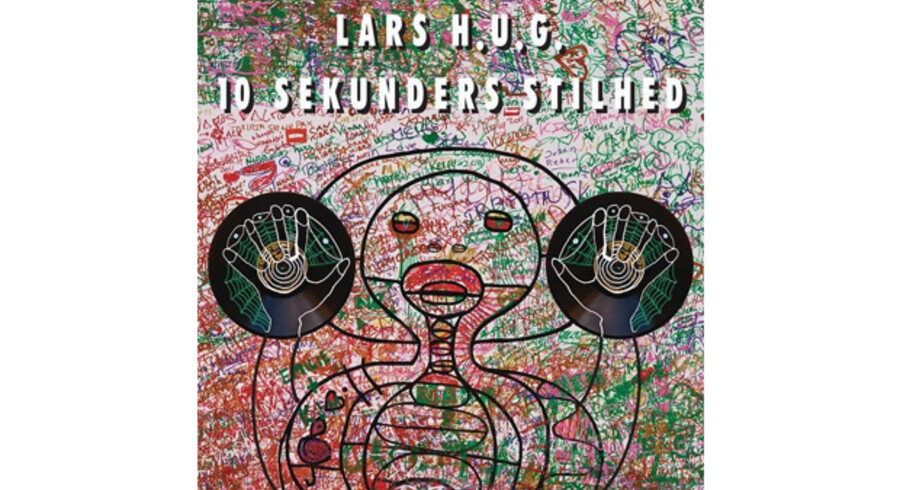 »10 sekunders stilhed« af Lars H.U.G.
