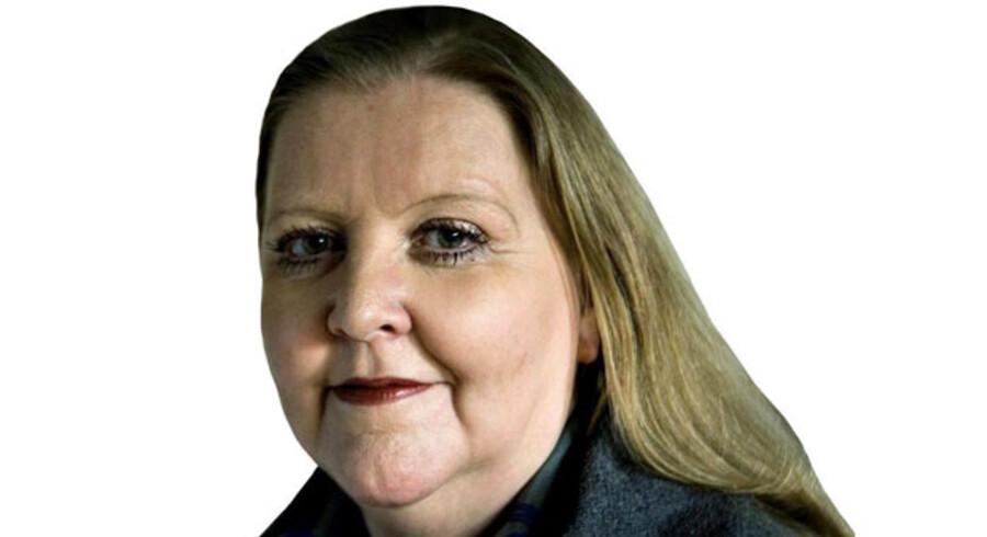 Lisbeth Knudsen, ansv. chefredaktør