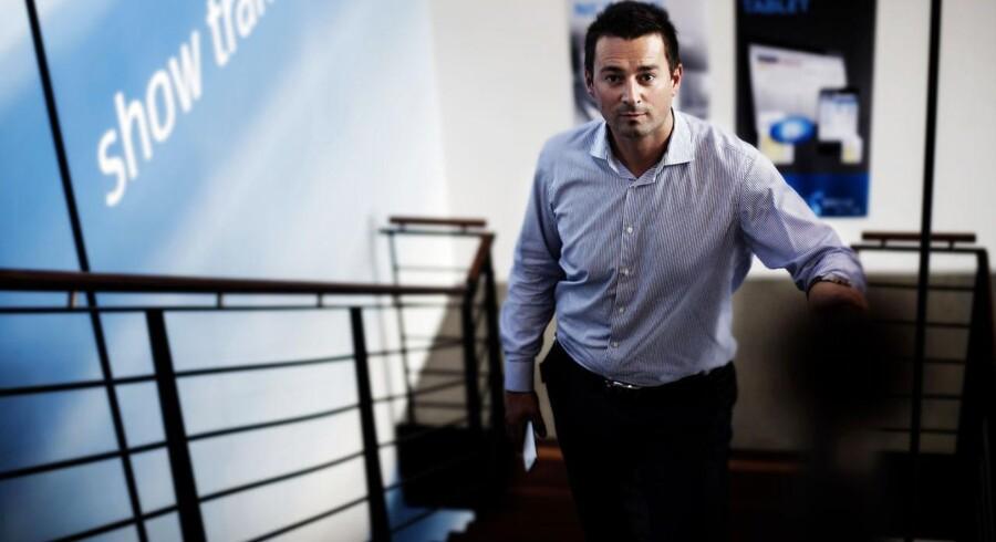 spaghettien af nuværende IT-systemer udskiftes med ét samlet væg til væg-system,Marek Slacik er ny topchef for Telenor.