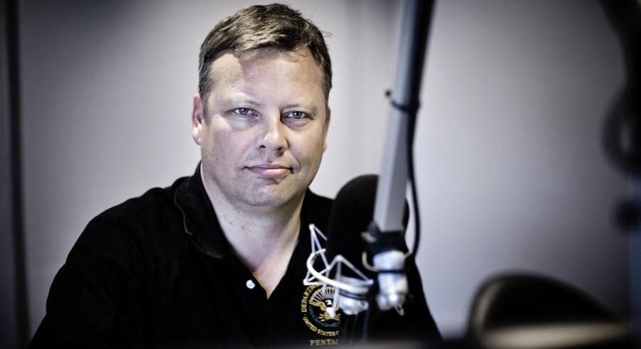 Blogger, radiovært og debattør Jarl Cordua har vakt opsigt i Venstre.