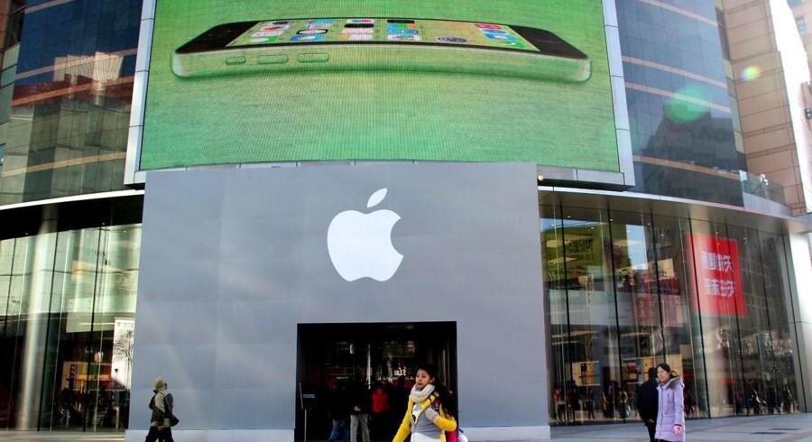 Apple har indgået en aftale med den statsejede kinesiske mobilgigant China Mobile, verdens største mobilselskab.
