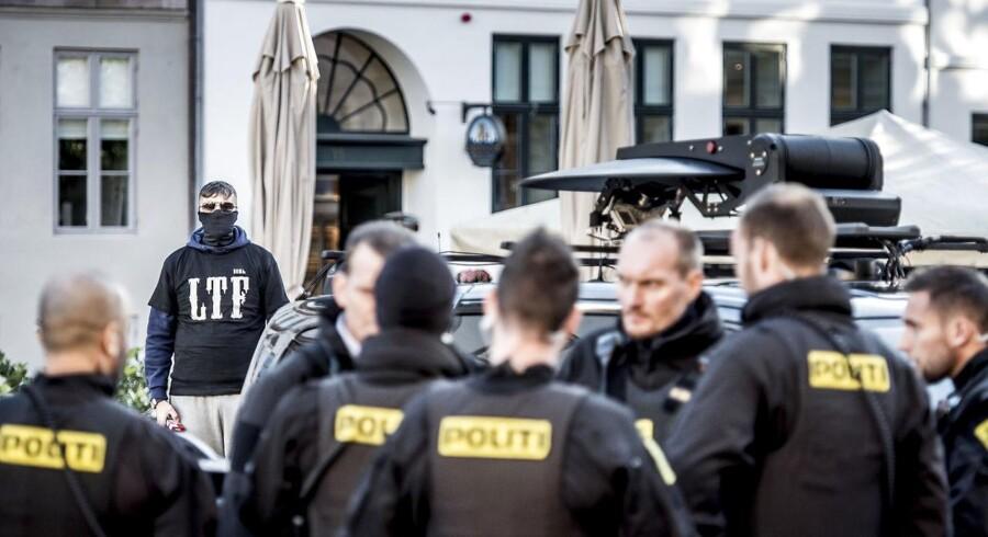 Visitationszonen er blevet ophævet, mens politiet fortsætter efterforskningen i flere sager. (Foto: Scanpix Danmark STF/Scanpix 2017)