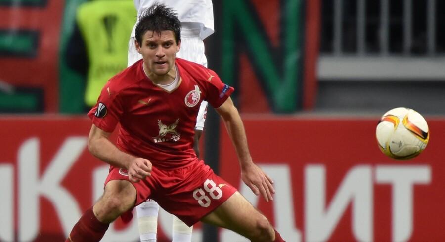 Den 28-årige, russiske forsvarsspiller Ruslan Kambolov