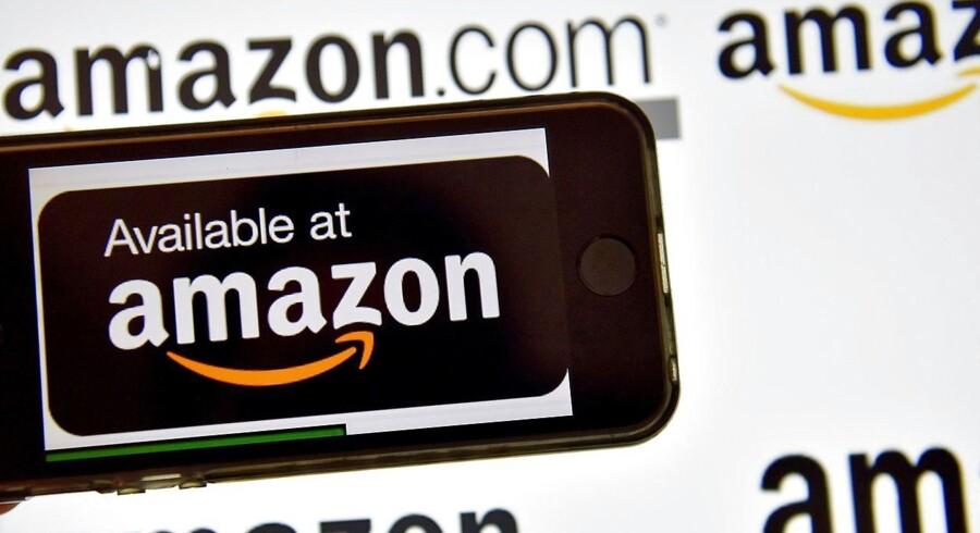 Internetgiganten Amazon er på udkik efter et nyt hovedsæde nummer to - og en mulig placering i Canada kan skabe yderligere spændinger mellem Amazon og USAs præsident Donald Trump. Arkivfoto: Loic Venance, AFP/Scanpix