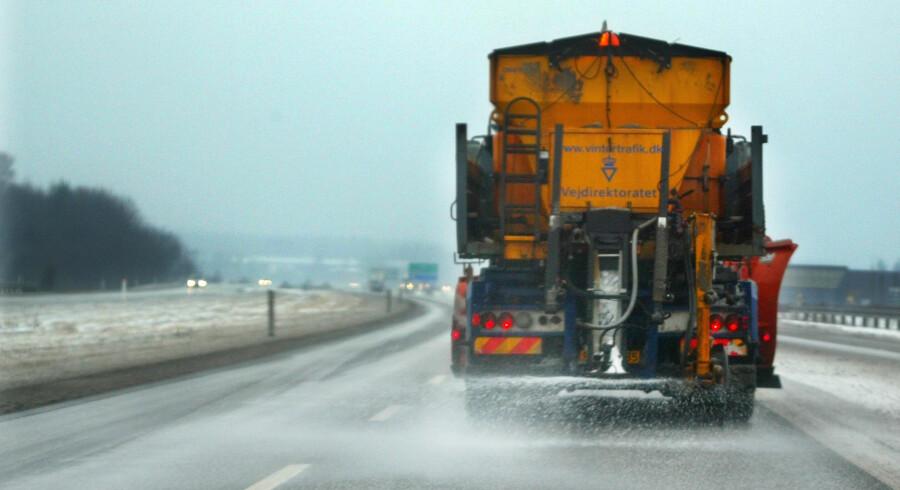 Det er vigtigt at prioriterer noget rustbeskyttelse, da saltningen af vejene i vintermånederne er meget hård ved bilen. Scanpix/Henning Bagger
