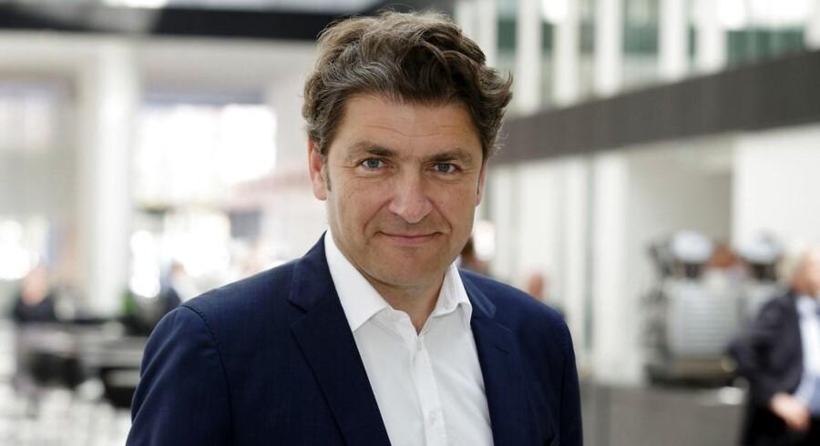 André Rogaczewski, formand for DI Digital og medstifter af Netcompany.