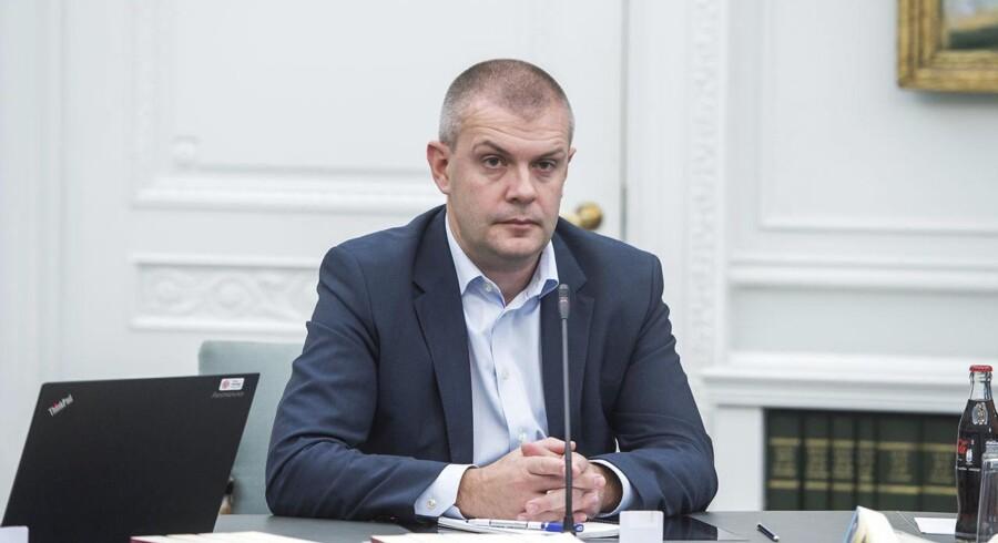 Den tidligere finansminister Bjarne Corydon bliver ny direktør og chefredaktør for Børsen.
