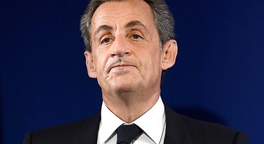 Tidligere præsident i Frankrig Nicolas Sarkozy anklages for ulovlig kampagnestøtte.