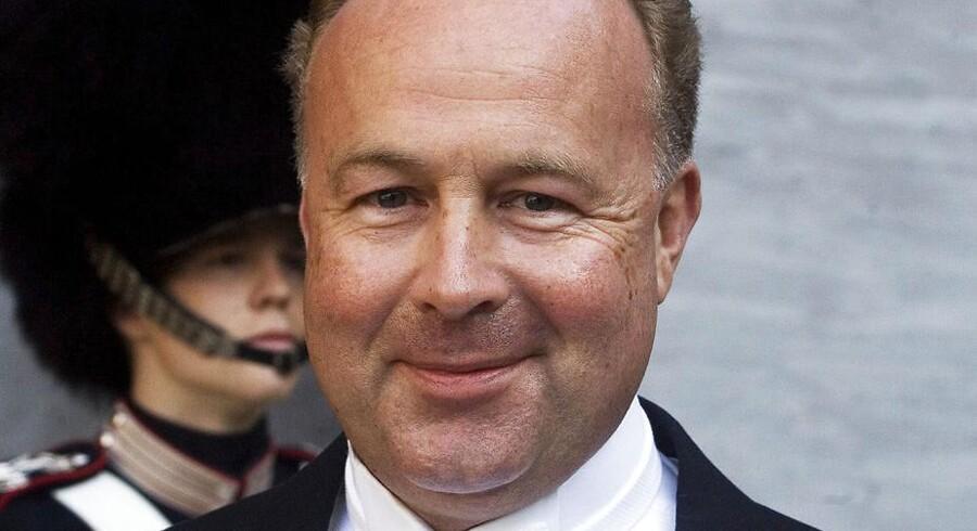 Hans Michael Jebsen er særdeles velkonsolideret og har købt over 100 ejendomme i Danmark.