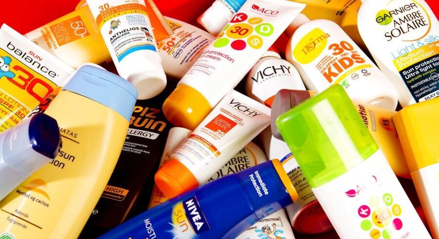 Arkivfoto. EU-kaos forsinker forbud mod hormonforstyrrende (Foto: Bax Lindhardt/Scanpix 2014)