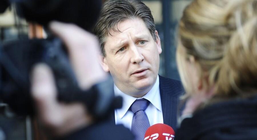 Arkivfoto: Advokat, Niels Christian Strauss.