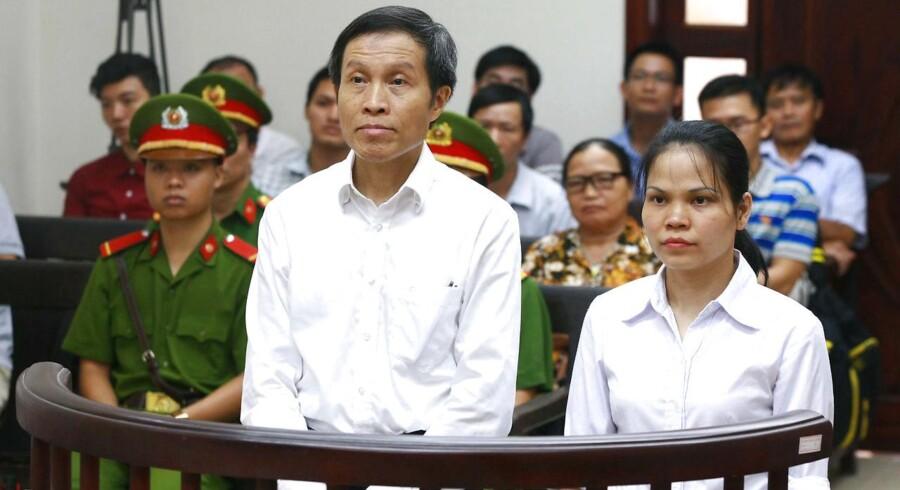 Arkivfoto. Information skriver, at Erhvervsstyrelsen har givet et dansk firma lov til fremvise teknologi i Vietnam.
