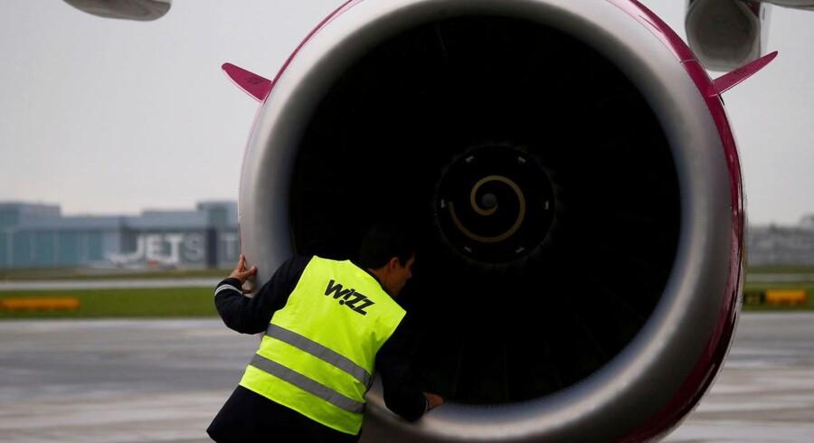 Arkiv: Wizz Air ansat.