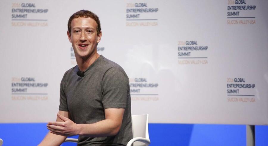 Arkivfoto: Mark Zuckerberg annoncerer torsdag aften en overhaling af algoritmen, der styrer nyhedsstrømmen som du og jeg ser, når vi åbner Facebook.