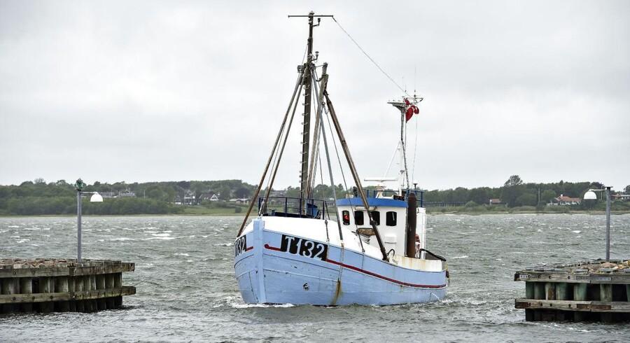 Arkivfoto: Regeringen og alle Folketingets partier har indgået en aftale, der skal sikre, at kvoterne i dansk fiskeri ikke koncentreres på for få hænder. (Foto: Henning Bagger/Scanpix 2017)