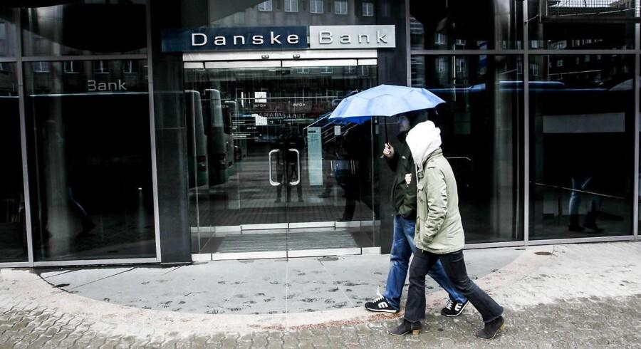 Danske Bank, Tallinn. EPA/VALDA KALNINA