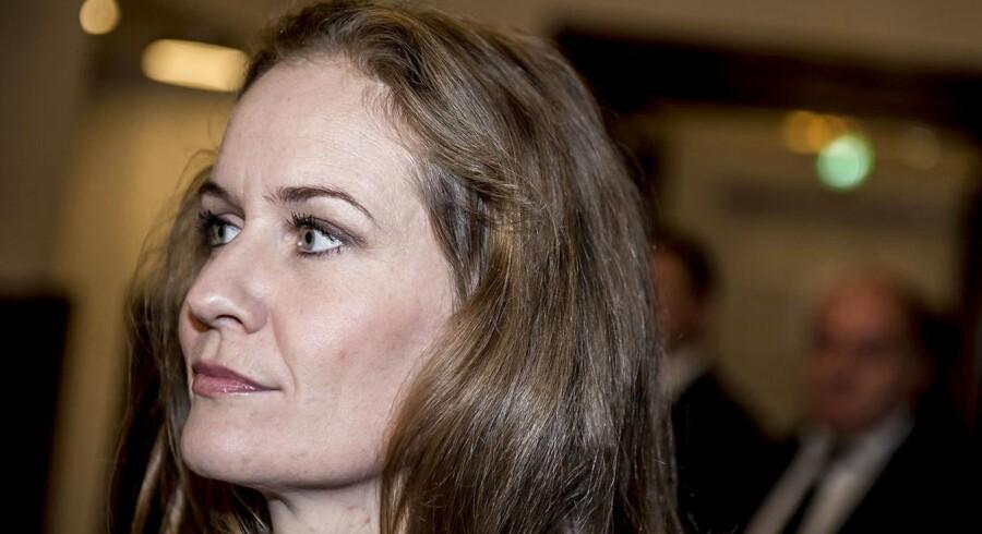 Maria Reumert Gjerding er netop valgt til ny præsident i Danmarks Naturfredningsforening og dermed ikke længere folketingspolitiker for Enhedslisten.