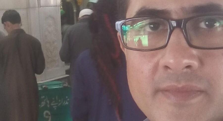 Fishel Benkhald er født muslim, men har nu de pakistanske myndigheders støtte til at registrere sig selv som jøde