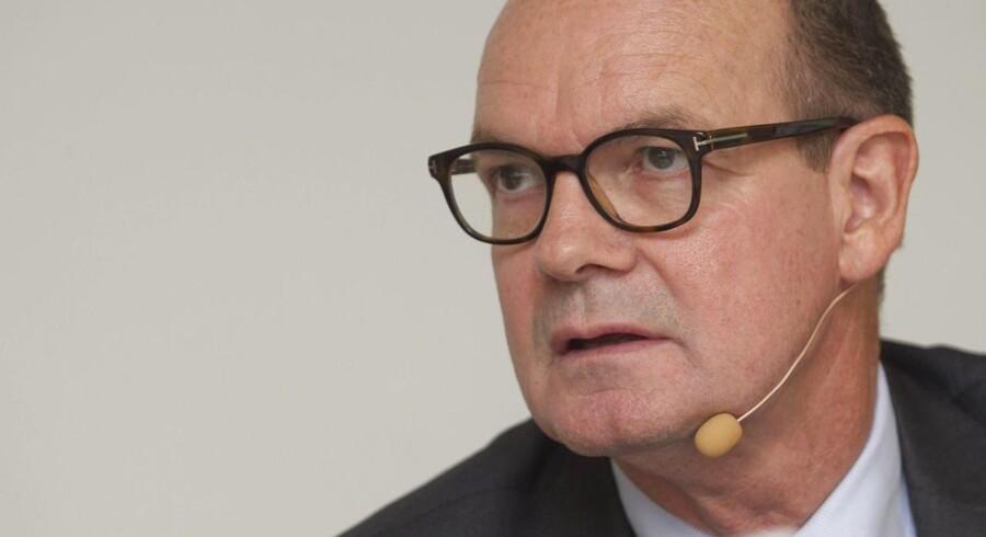 AGFs bestyrelsesformand Lars Fournais stiller op til formandsposten for Coop imod Lasse Bolander