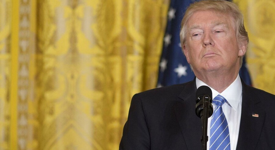Donald Trump. Arkivfoto: Scanpix