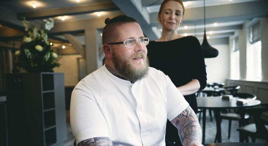 Restaurant Jordnær i Gentofte har fået en Michelinstjerne