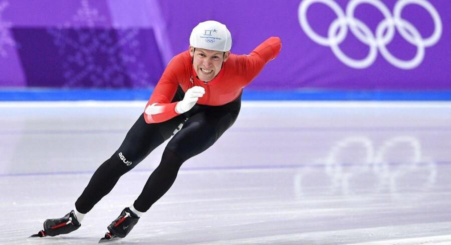 Viktor Hald Thorup sikrede Danmark sit bedste resultat ved vinter-OL, da han blev nummer fem i speedskating-finalen.