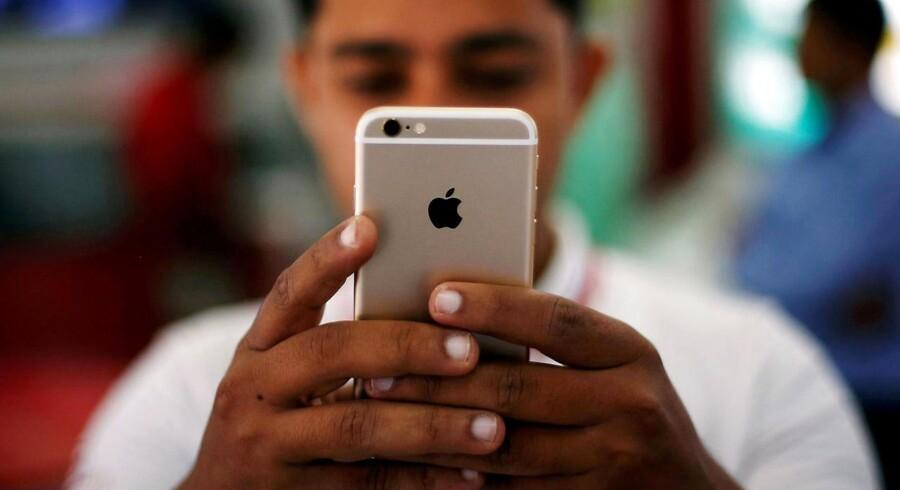 At blive Apple-leverandør er den store drøm hos mange virksomheder - men det er farligt, når Apple pludselig beslutter selv at ville producere, hvad der hidtil er købt ude i byen. Arkivfoto: Adnan Abidi, Reuters/Scanpix
