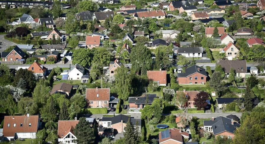 Der kommer ingen renteforhøjelse til de dnske boligejere her i 2018.