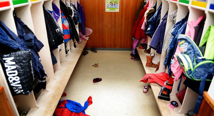 Nu foreslår forvaltningen i Købenahvns Kommune, at man skal give forældre et tilskud på op til 90.000 kroner om året for at droppe vuggestuen og passe deres barn hjemme.