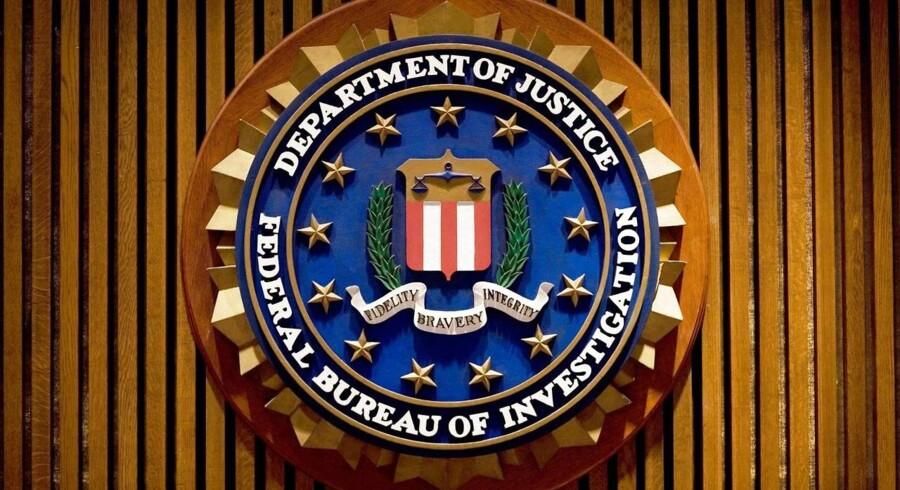 FBIs hemmelige breve med krav om udlevering af personlige oplysninger uden en dommerkendelse bliver nu afsløret. Arkivfoto: Mandel Ngan, AFP/Scanpix