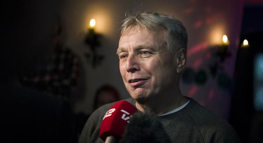 Alternativets politiske leder, Uffe Elbæk, er overrasket, men glad for partiets første borgmesterpost.